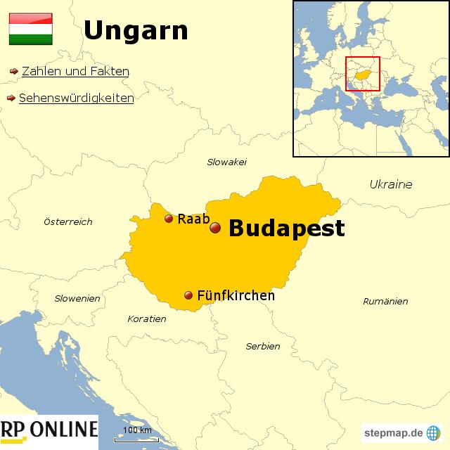 Nachbarländer Ungarn