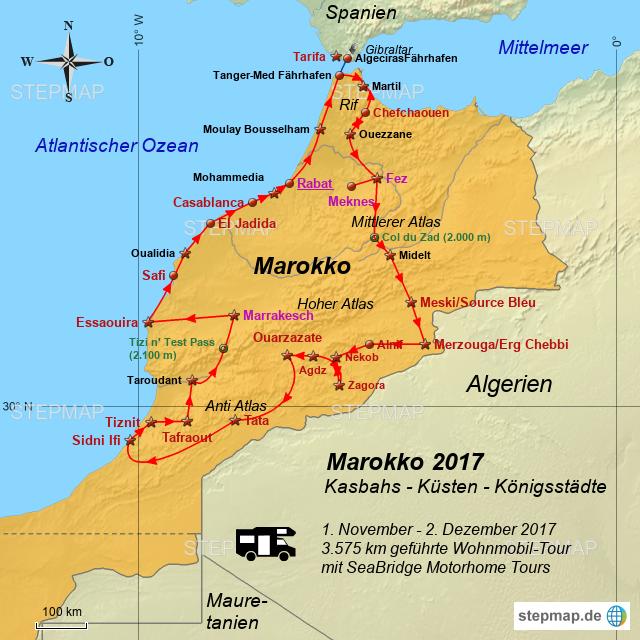 Marokko Kongo