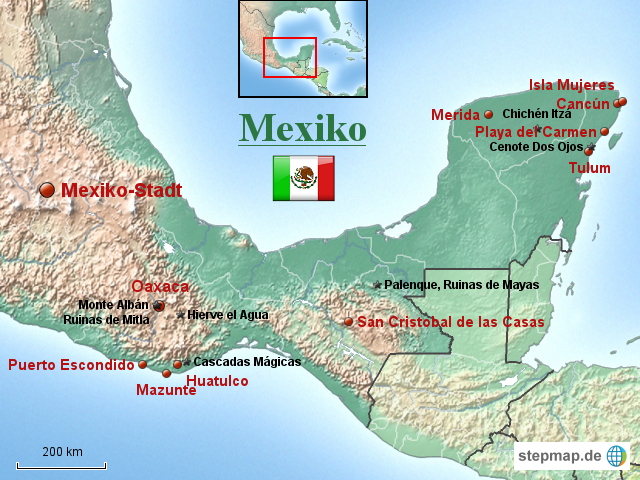 Mexiko Infos