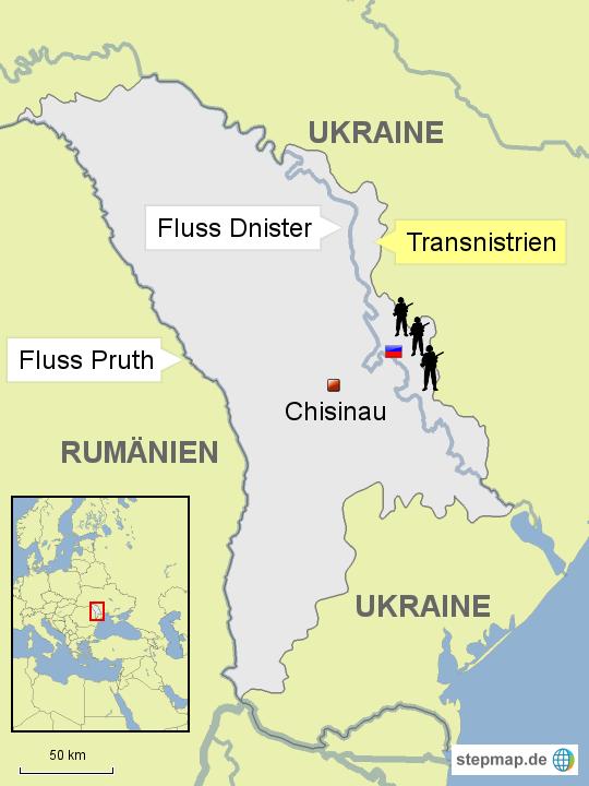 Moldawien Karte.Stepmap Moldau Moldawien Landkarte Für Moldawien
