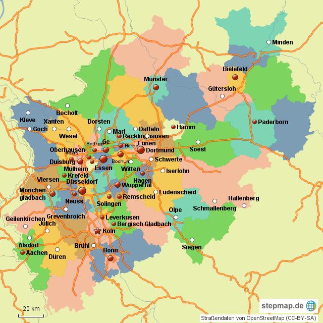 Nrw Städte