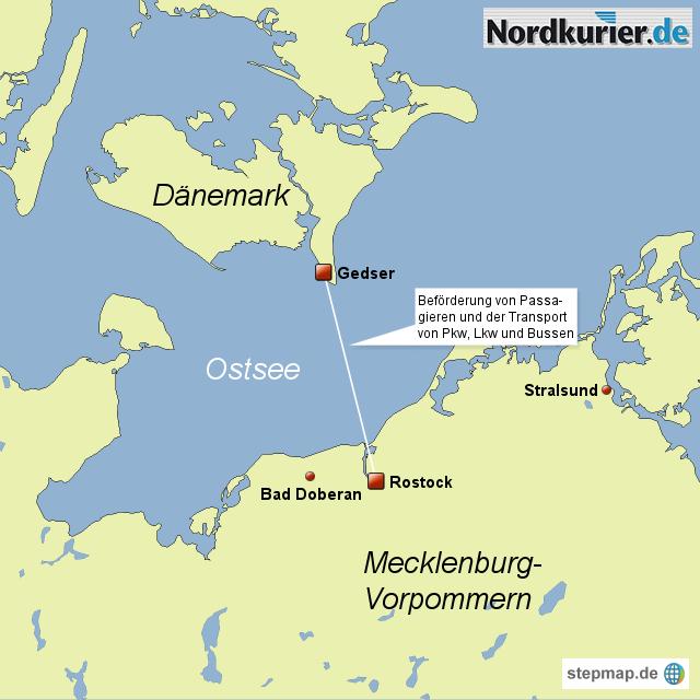 Stralsund Karte.Stepmap Neuer Auftrag Für Volkswerft Stralsund Landkarte Für