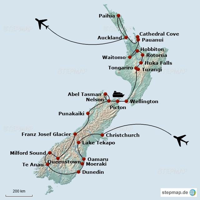 Neuseelandreise