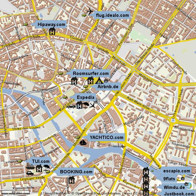 Berlin Mitte Karte.Stepmap New Digital Tourism Industry Berlin Mitte 2012 Landkarte