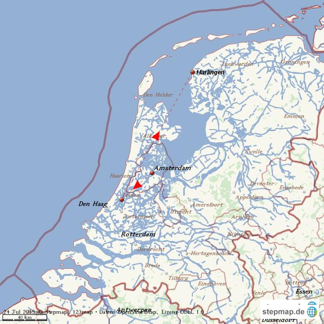 Niederlande Karte Welt.Stepmap Niederlande Landkarte Fur Welt