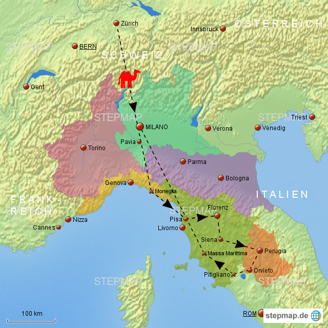 Norditalien