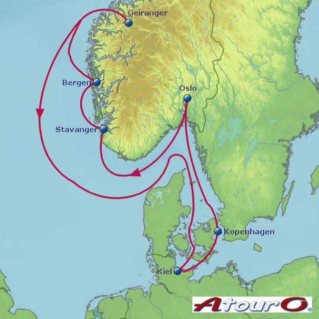 fjorde and co norwegens fjorde kreuzfahrt gruppenreise von atouro