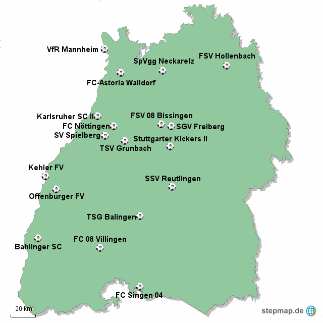 oberliga baden würtemberg