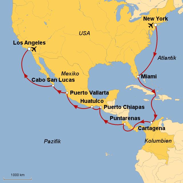 panamakanal karte StepMap   Panamakanal   Landkarte für Nordamerika