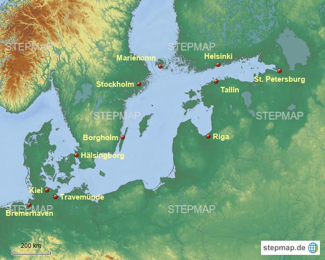Perlen Der Ostsee