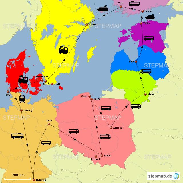 Partnervermittlung baltische staaten