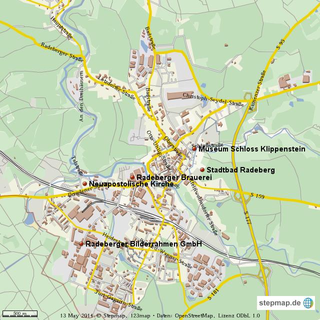 Stepmap Radeberger Bilderrahmen Gmbh Landkarte Fur Welt