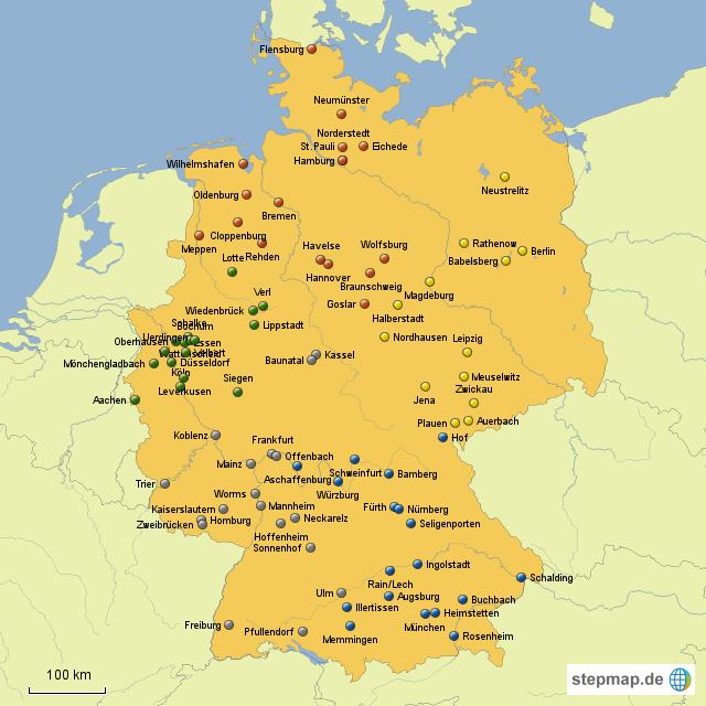 Regionalligen In Deutschland