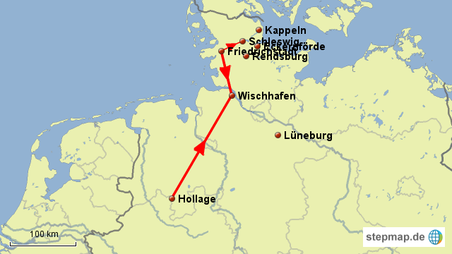 Reisen Nach Schleswig Holstein