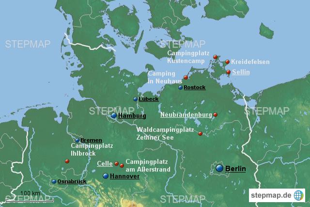Reise Mecklenburg Vorpommern