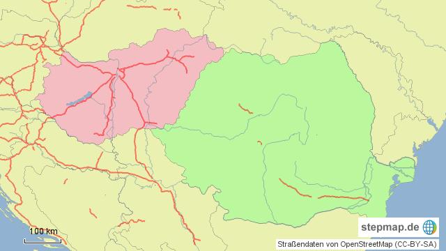 Ungarn In Rumänien