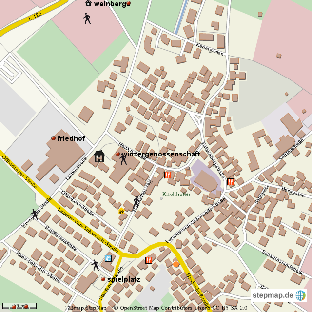 schnitzeljagd karte von jaline landkarte f r die welt. Black Bedroom Furniture Sets. Home Design Ideas