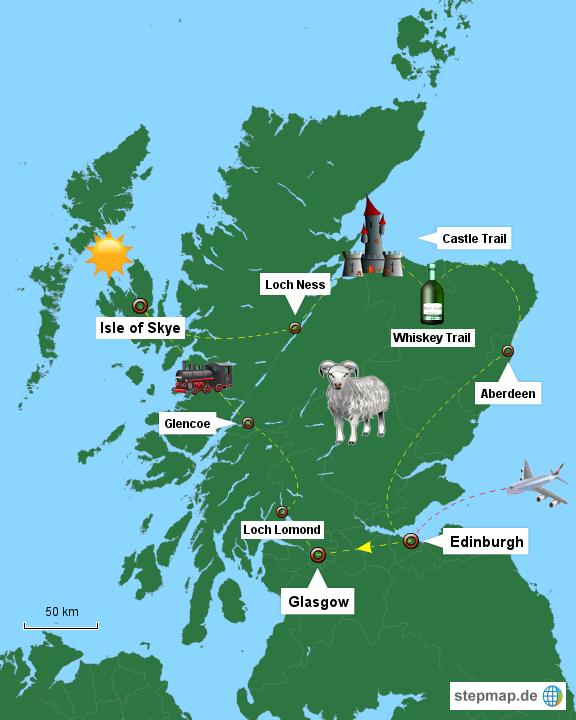 Römischer Name Für Schottland