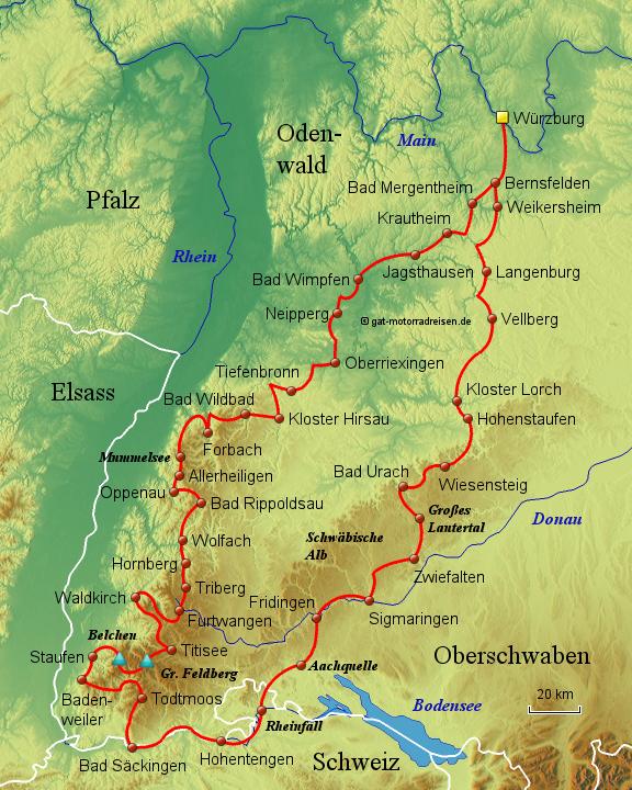 schwarzwald karte deutschland StepMap   Schwarzwald   Landkarte für Deutschland schwarzwald karte deutschland