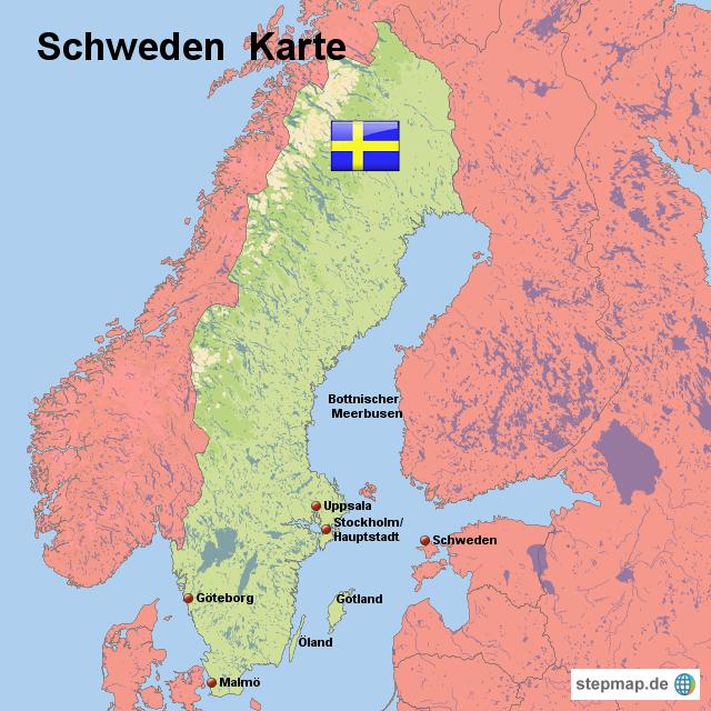 Schweden Karte Regionen.Schweden Wikipedia