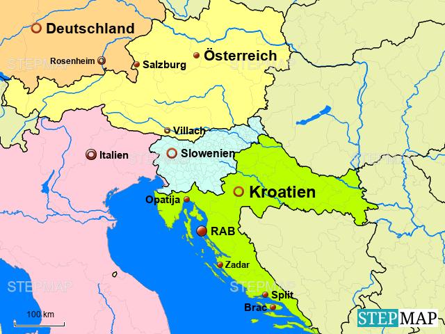 Deutschland Slovenien