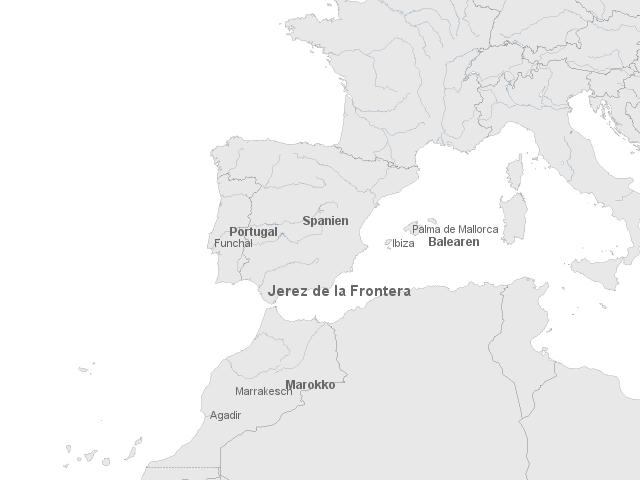 Jerez De La Frontera Karte.Stepmap Spanien Jerez De La Frontera Landkarte Für Deutschland