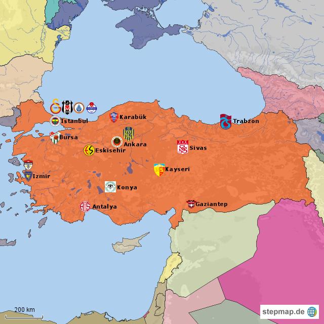 Türkei Lig