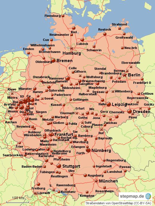 deutschlands grösste städte