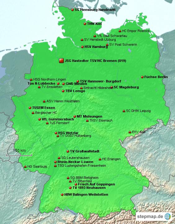 Handball Bundesliga Vereine