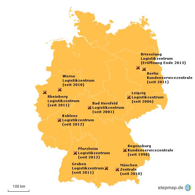 amazon niederlassung deutschland adresse