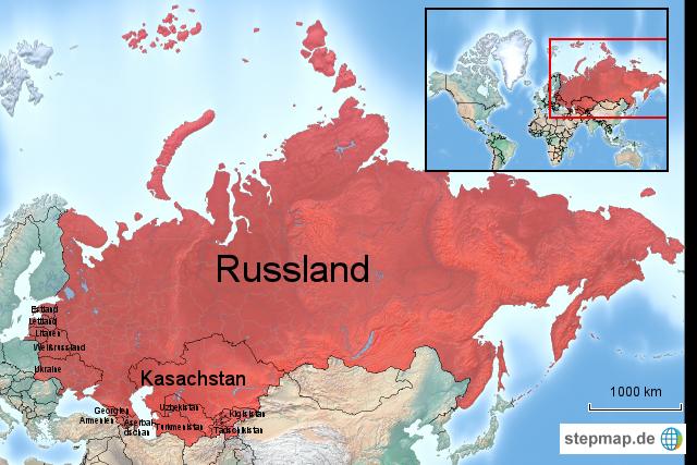 udssr karte StepMap   UdSSR   Landkarte für Asien udssr karte