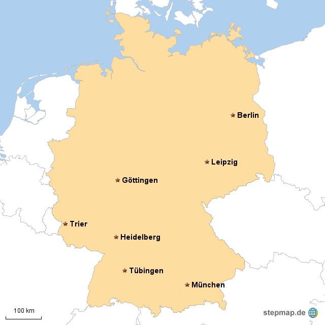Deutschland Uni