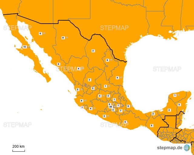 Stepmap universit ten landkarte f r deutschland for Universitaten deutschland