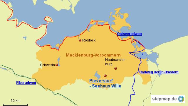 stepmap unterk nfte in mecklenburg vorpommern landkarte f r deutschland. Black Bedroom Furniture Sets. Home Design Ideas