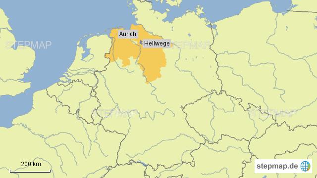 stepmap urlaub 2016 landkarte f r deutschland. Black Bedroom Furniture Sets. Home Design Ideas