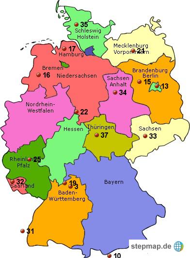 Karten Deutschland Frankreich