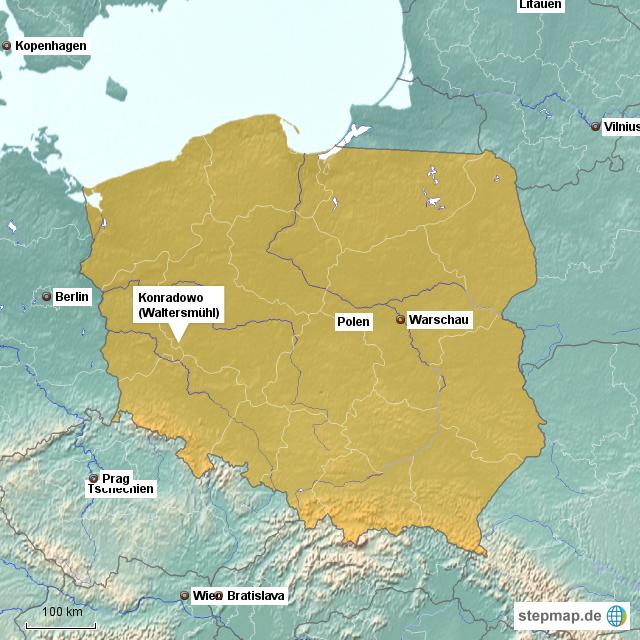 Ostpreußen Polen