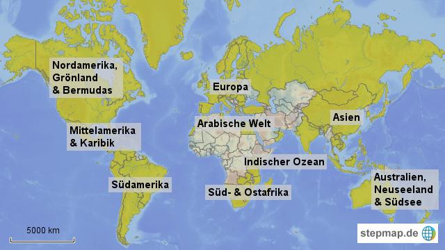 weltkarte reiseziele StepMap   Weltkarte Startseite Reiseziele   Landkarte für Welt weltkarte reiseziele