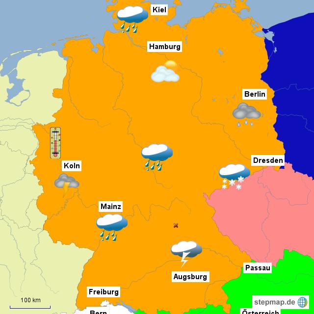 Wie Ist Das Wetter Heute In Dortmund