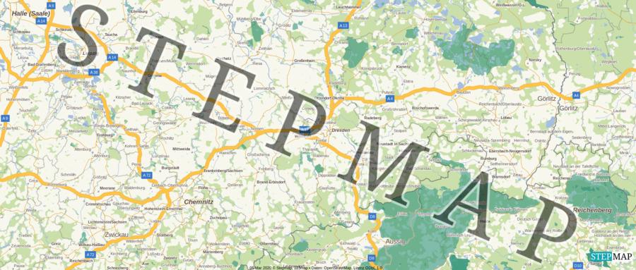 Staumeldung A4 Dresden