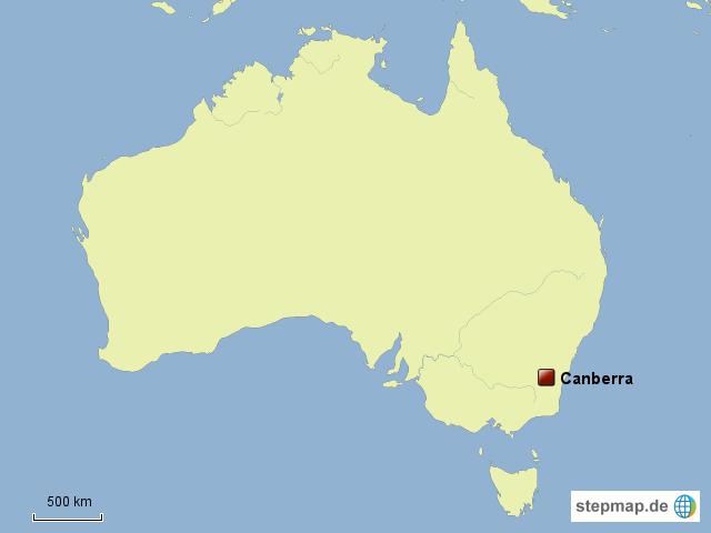 canberra australien karte goudenelftal. Black Bedroom Furniture Sets. Home Design Ideas