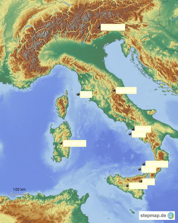 berge in europa