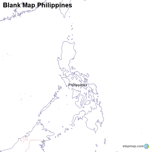 blank philippines map Quotes