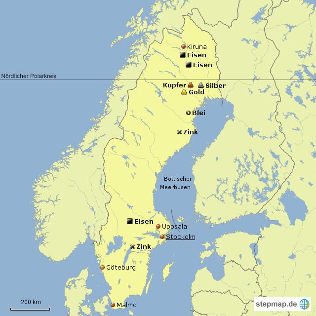 bodensch tze schwedens von rene1 landkarte f r deutschland. Black Bedroom Furniture Sets. Home Design Ideas