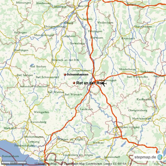 Bodensee ulm von seppi80 landkarte f r deutschland for Bodensee karte