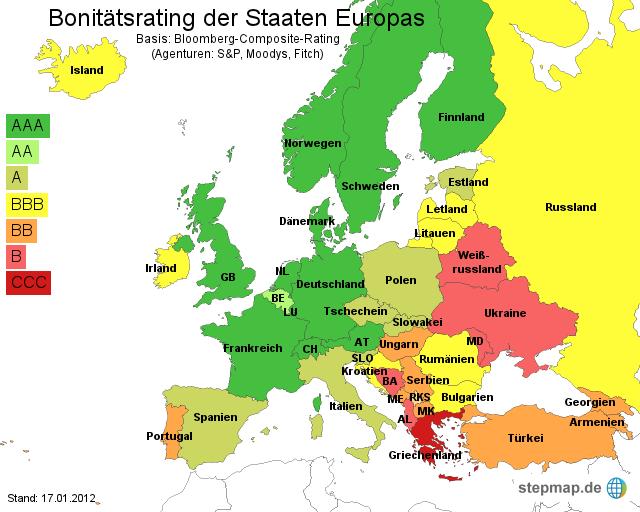 bonit228tsrating der staaten europas von wznewsline