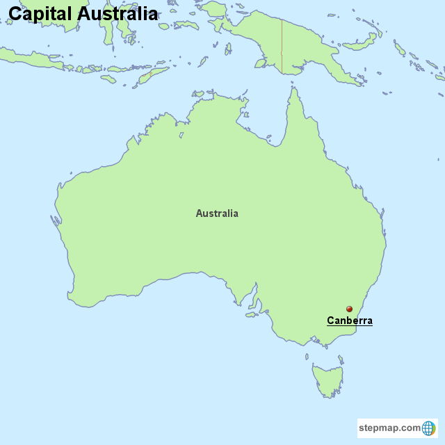 Capital Of Australia Pictures to Pin on