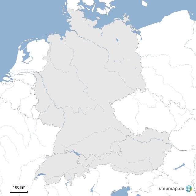 dach von mma landkarte f r deutschland. Black Bedroom Furniture Sets. Home Design Ideas
