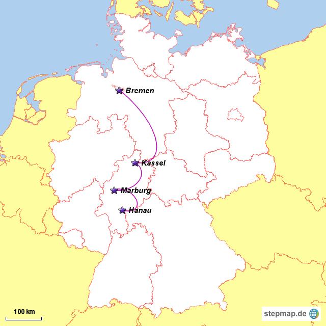 Märchenstraße Deutschland