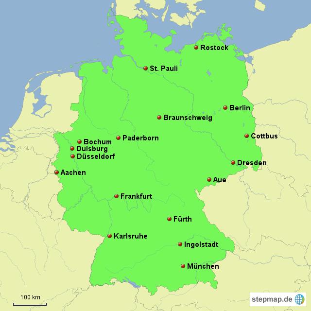 deutschland liga